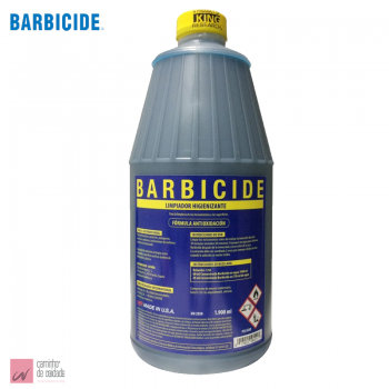 Líquido Desinfectante Concentrado Barbicide 1900 ml