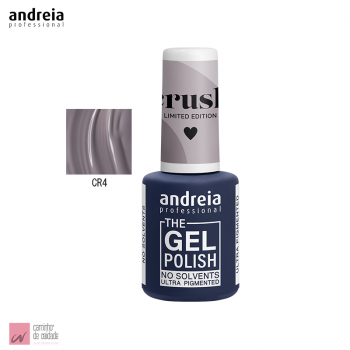 Verniz The Gel Polish Andreia CR4