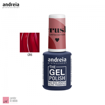 Verniz The Gel Polish Andreia CR6