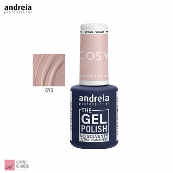 Verniz The Gel Polish Andreia CY3