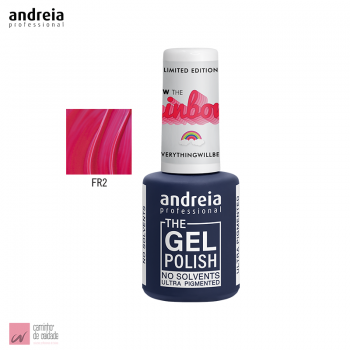 Verniz The Gel Polish Andreia FR2