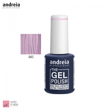 Verniz The Gel Polish Andreia G43