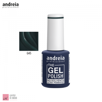 Verniz The Gel Polish Andreia G45