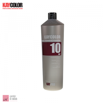 Oxidante 10 Volumes KayColor 1000ml