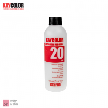 Oxidante 20 Volumes KayColor 150ml