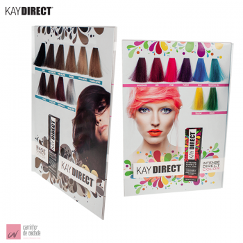 Catálogo de Coloração Direta KayDirect