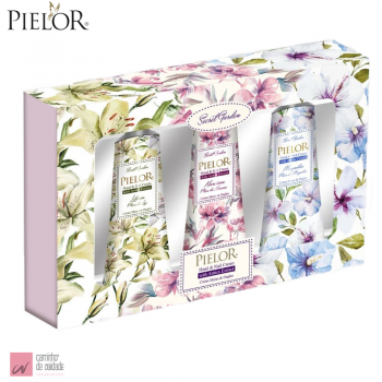 Kit Creme de Mãos Pielor Secret Garden