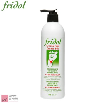 Creme de Pés Fridol 400 ml