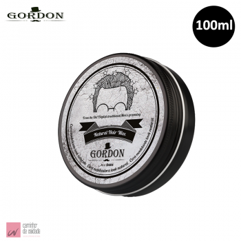 Cera de Cabelo Natural Gordon 100ml