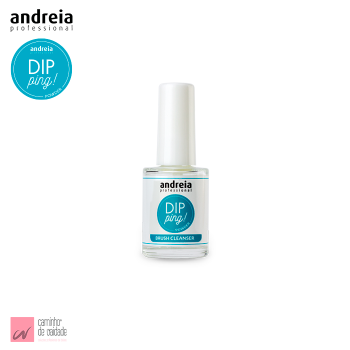 Dipping Powder Brush Cleanser Andreia 14 ml