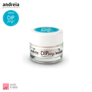 Dipping Powder Builder Rosa Leitoso Andreia 30 gr
