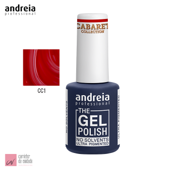 Verniz The Gel Polish Andreia CC1