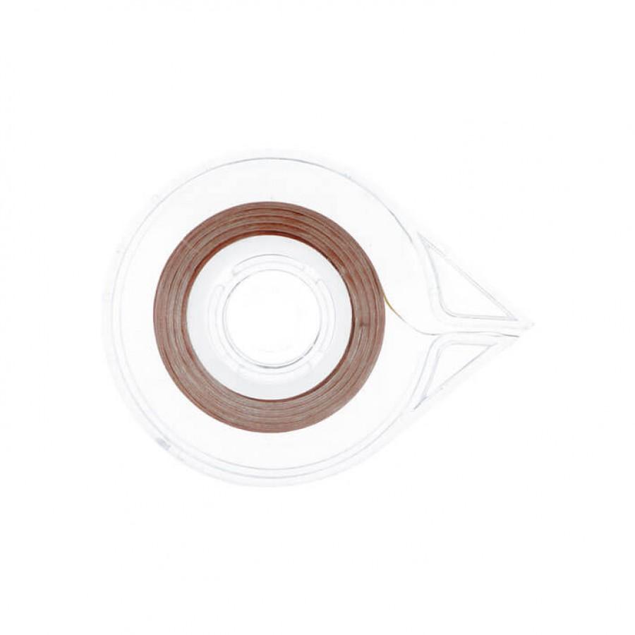 Fita Adesiva Nail Art 0.8mm Dourada Pollié