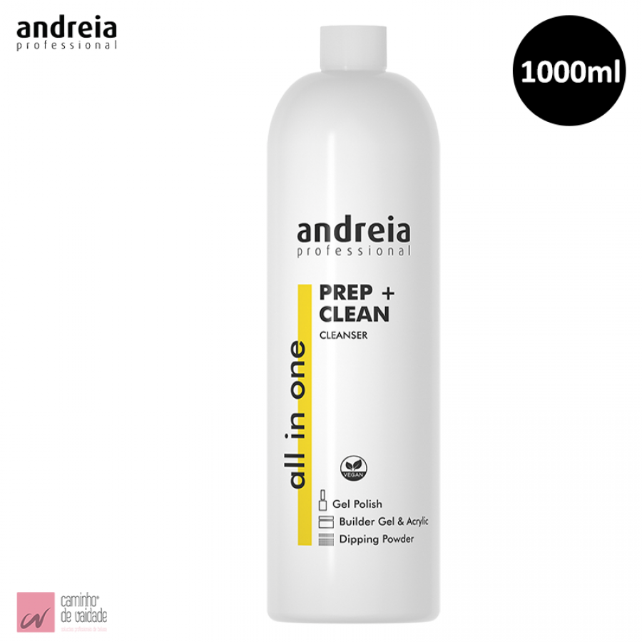 Cleanser Andreia All in One - Prep + Clean 1000ml