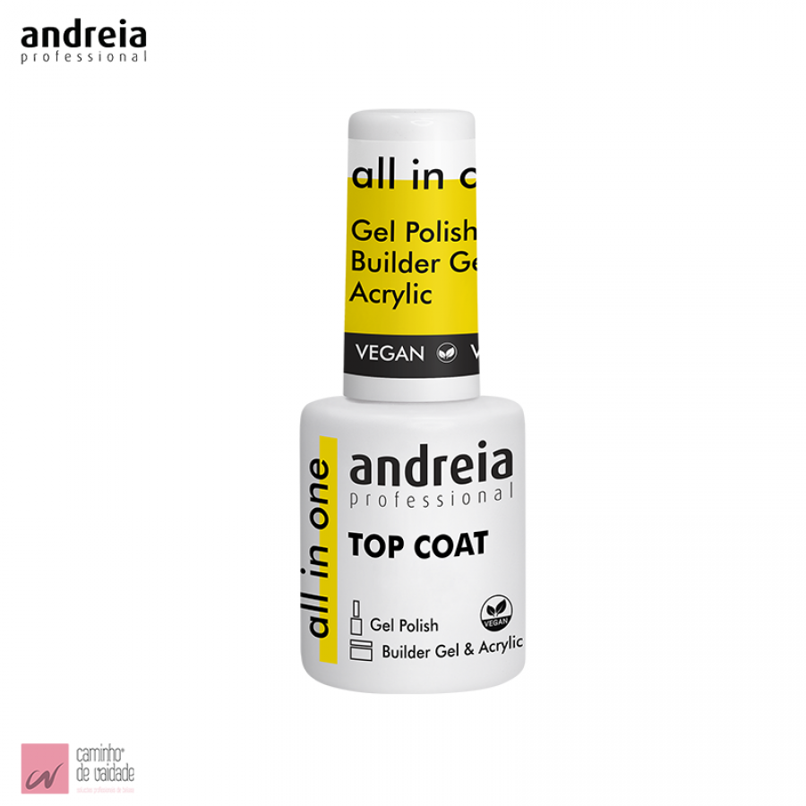 Top Coat Andreia All In One 10.5ml