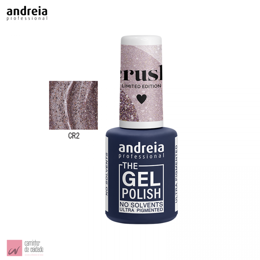 Verniz The Gel Polish Andreia CR2