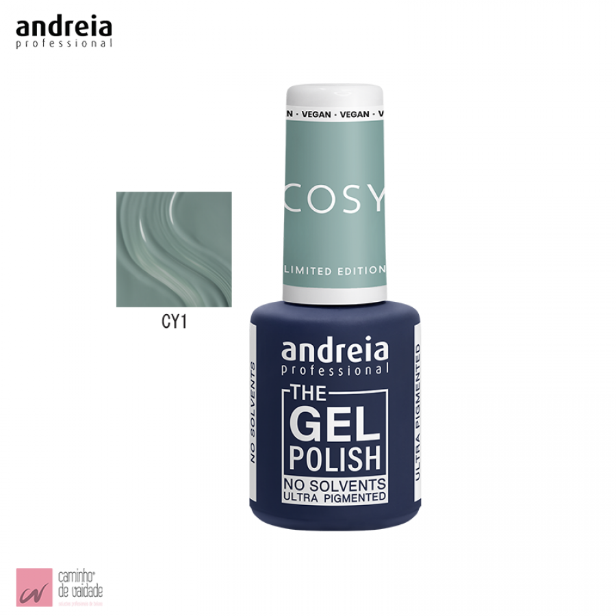 Verniz The Gel Polish Andreia CY1