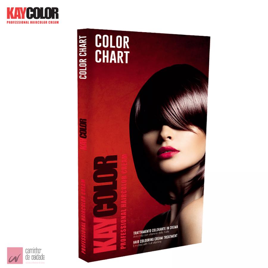 Catálogo de Coloração Kaycolor