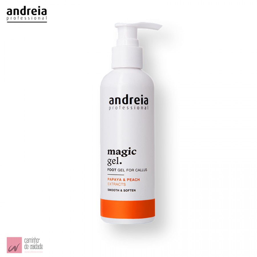 Gel Anti-Calosidades Andreia 200 ml