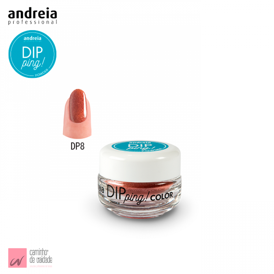 Dipping Powder Andreia Cor DP8 10 gr