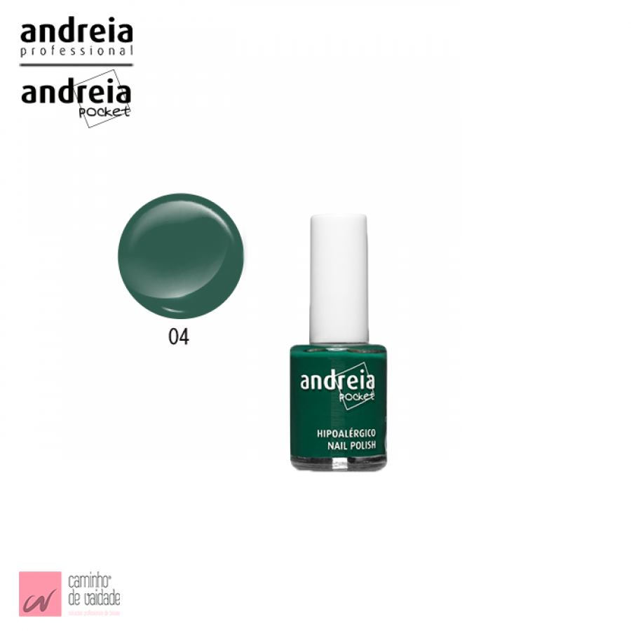 Verniz Pocket  Andreia 4 10.5 ml