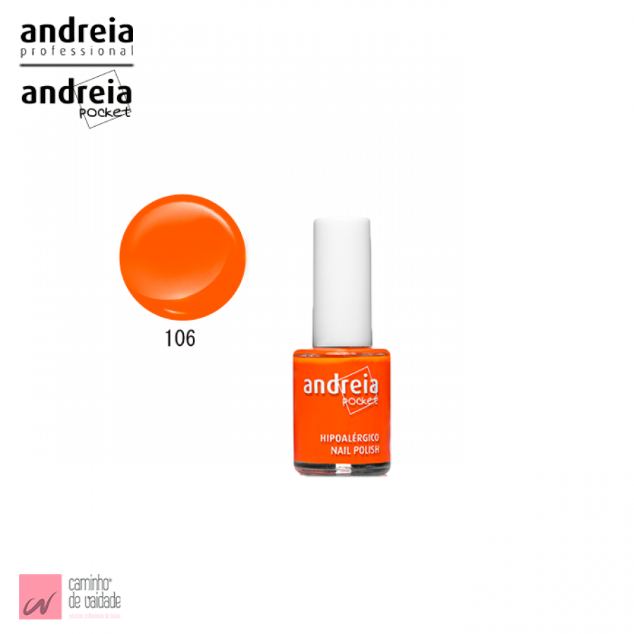 Verniz Pocket  Andreia 106 10.5 ml
