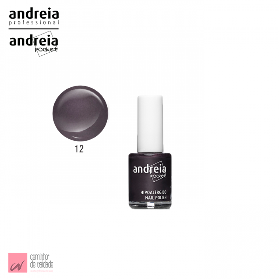 Verniz Pocket  Andreia 12 10.5 ml