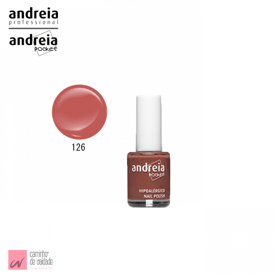 Verniz Pocket  Andreia 126 10.5 ml