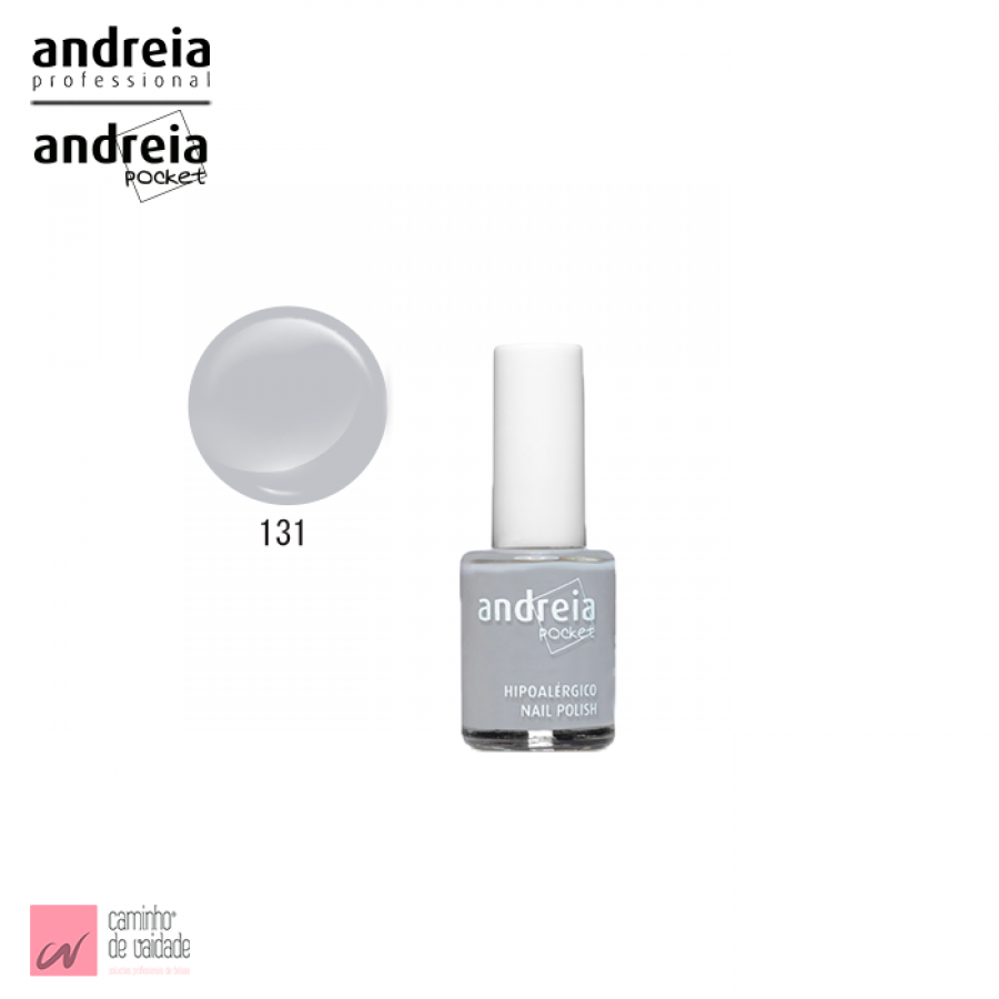 Verniz Pocket  Andreia 131 10.5 ml