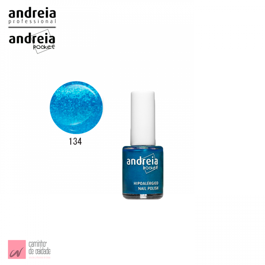 Verniz Pocket  Andreia 134 10.5 ml