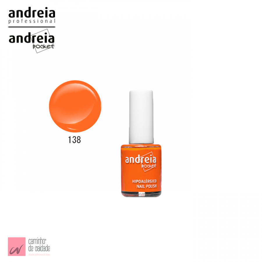 Verniz Pocket  Andreia 138 10.5 ml