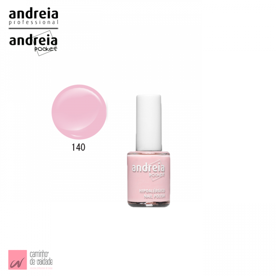 Verniz Pocket  Andreia 140 10.5 ml