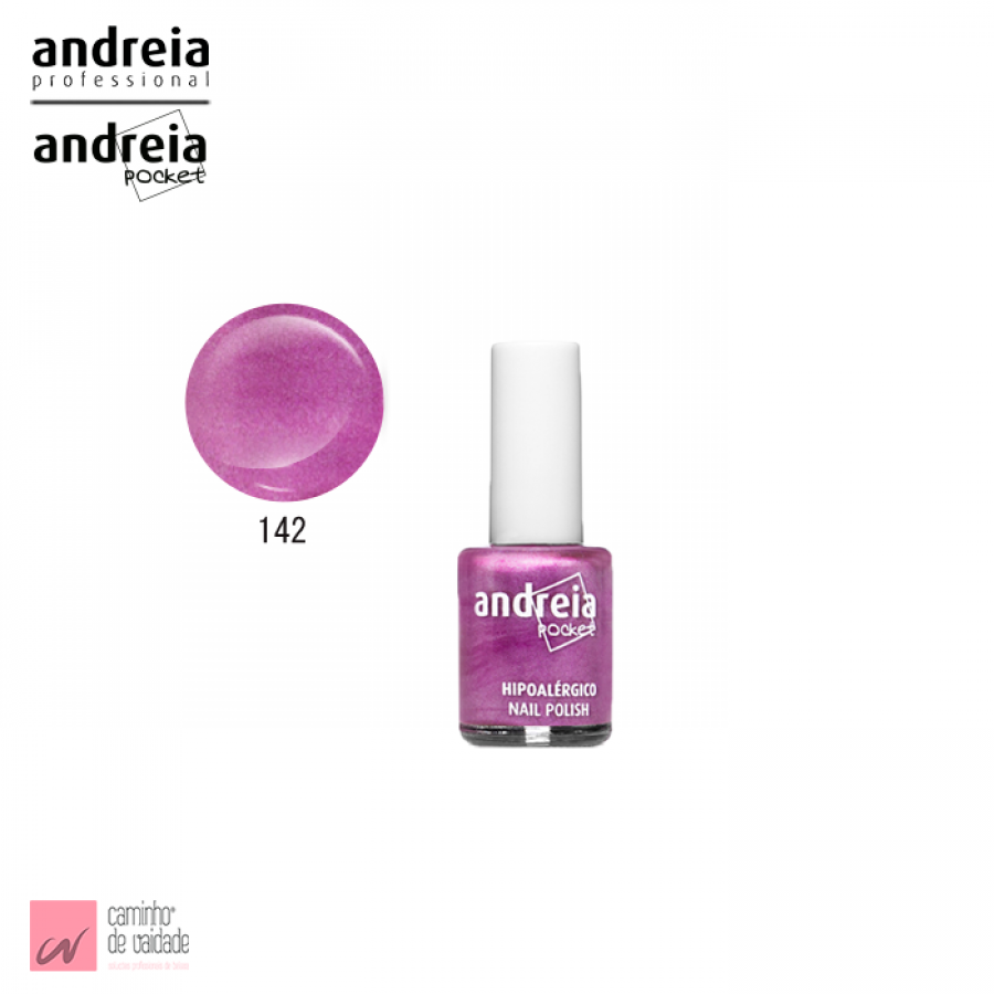 Verniz Pocket  Andreia 142 10.5 ml