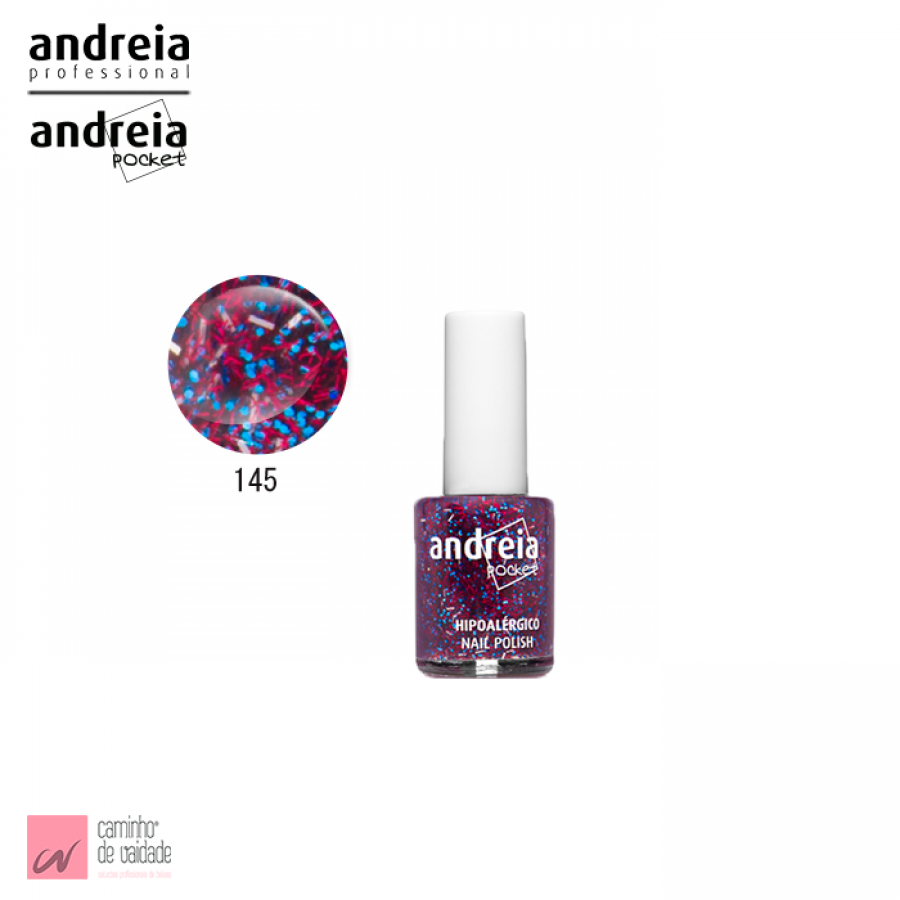 Verniz Pocket  Andreia 145 10.5 ml