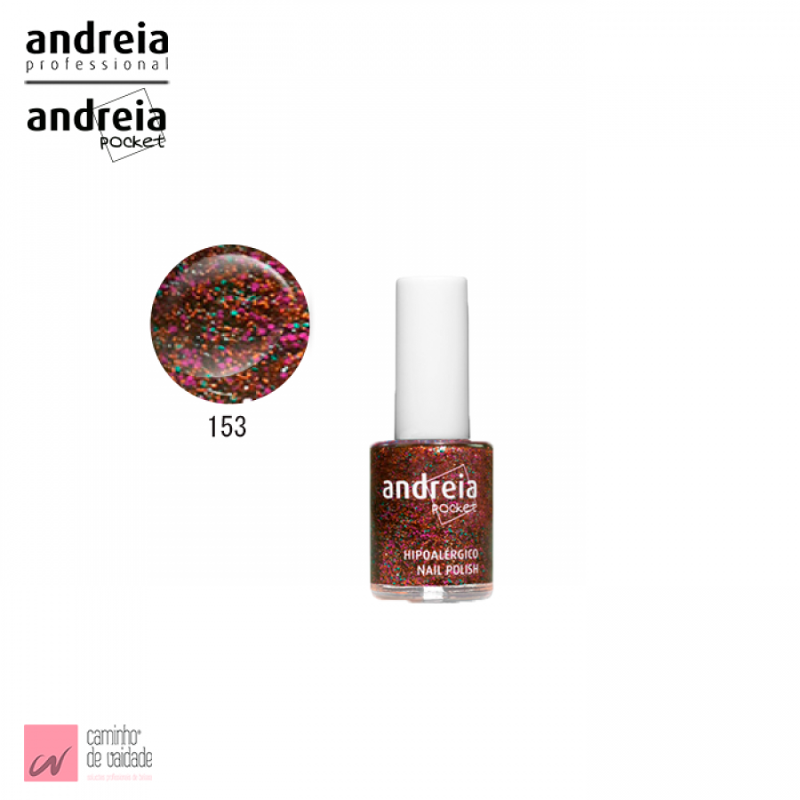 Verniz Pocket  Andreia 153 10.5 ml