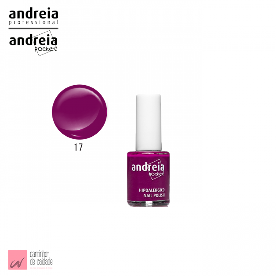 Verniz Pocket  Andreia 17 10.5 ml