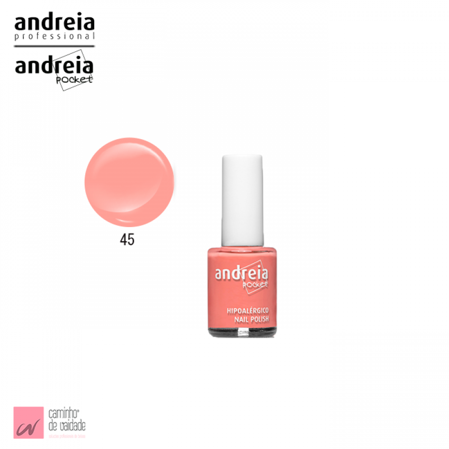 Verniz Pocket  Andreia 45 10.5 ml