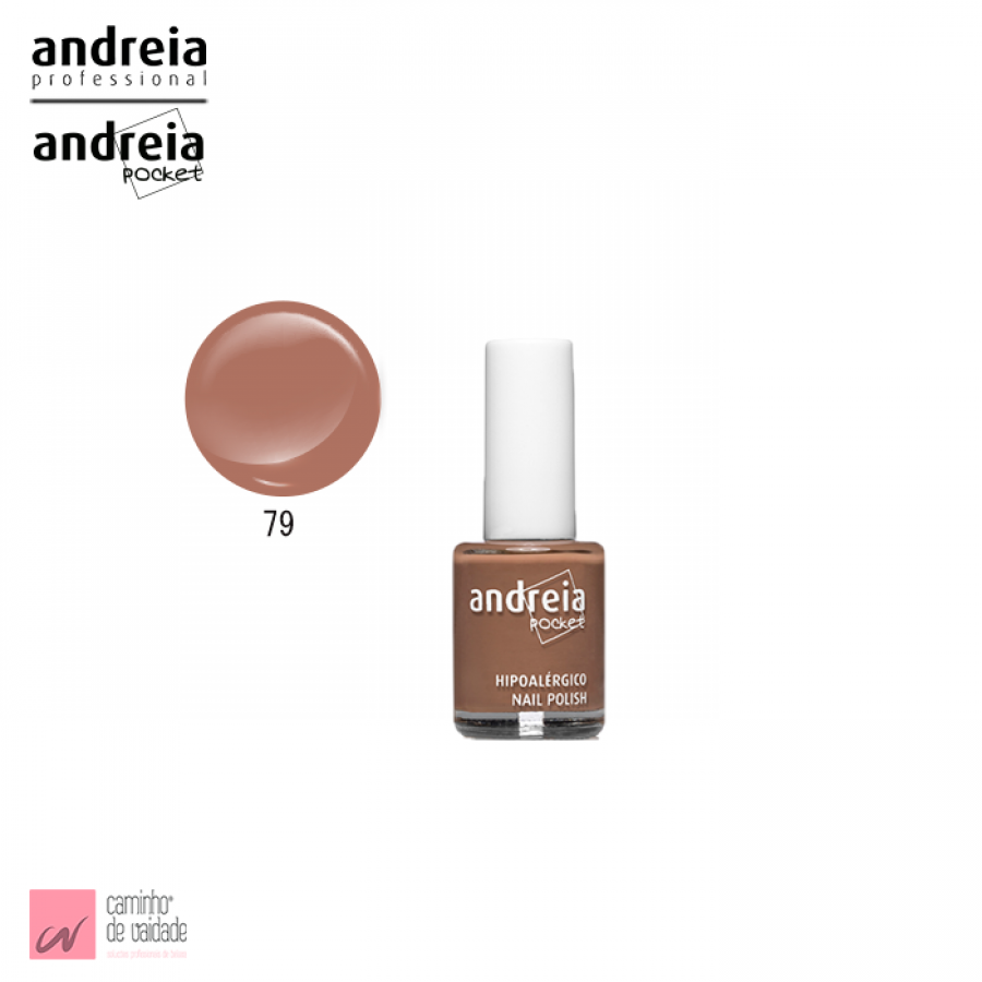 Verniz Pocket  Andreia 79 10.5 ml