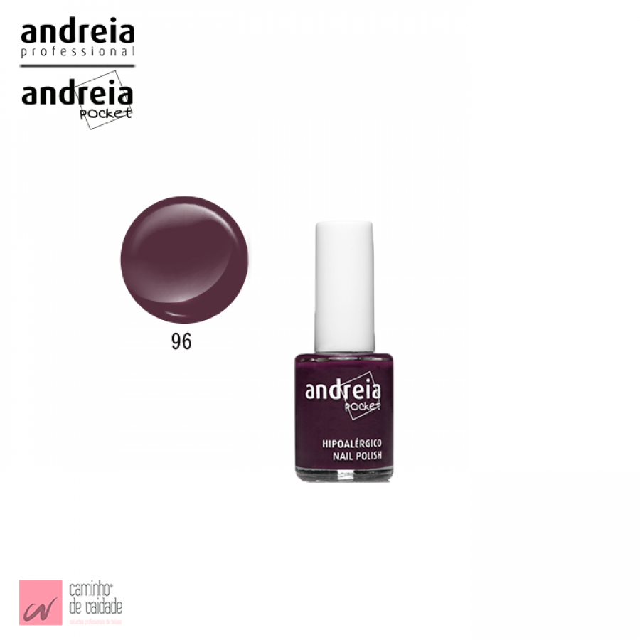 Verniz Pocket  Andreia 96 10.5 ml