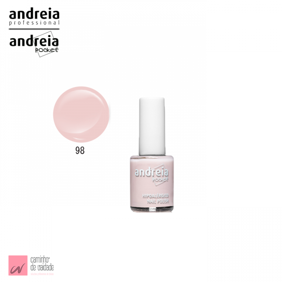 Verniz Pocket  Andreia 98 10.5 ml