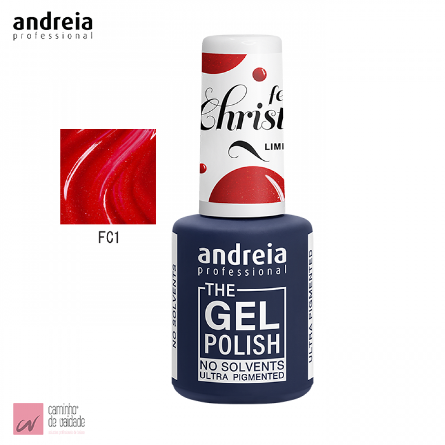 Verniz The Gel Polish Andreia FC1