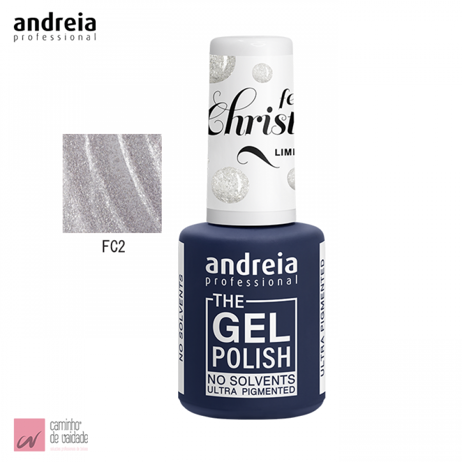 Verniz The Gel Polish Andreia FC2