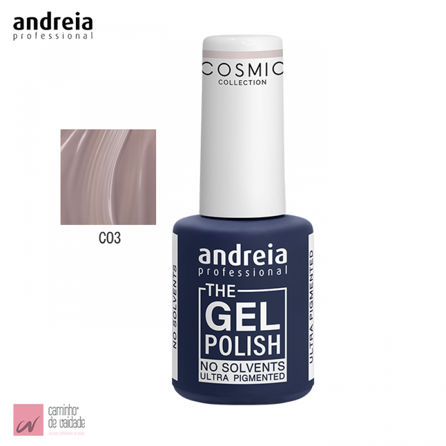 Verniz The Gel Polish Andreia CO3