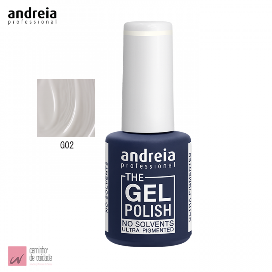 Verniz The Gel Polish Andreia G02
