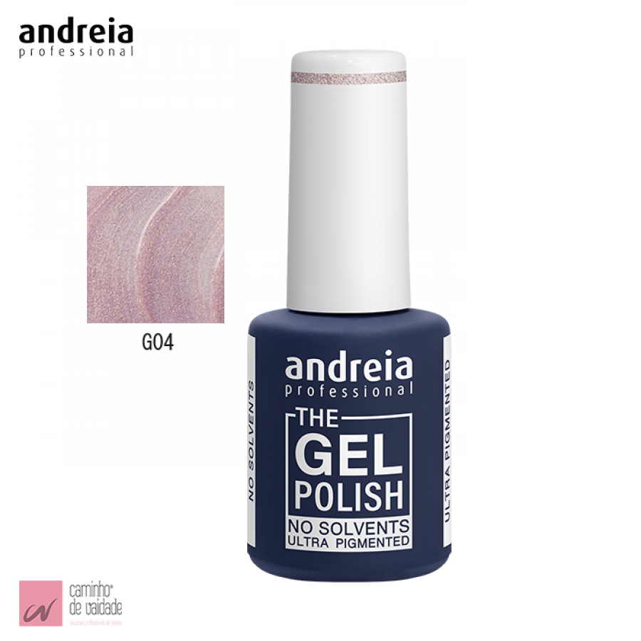 Verniz The Gel Polish Andreia G04