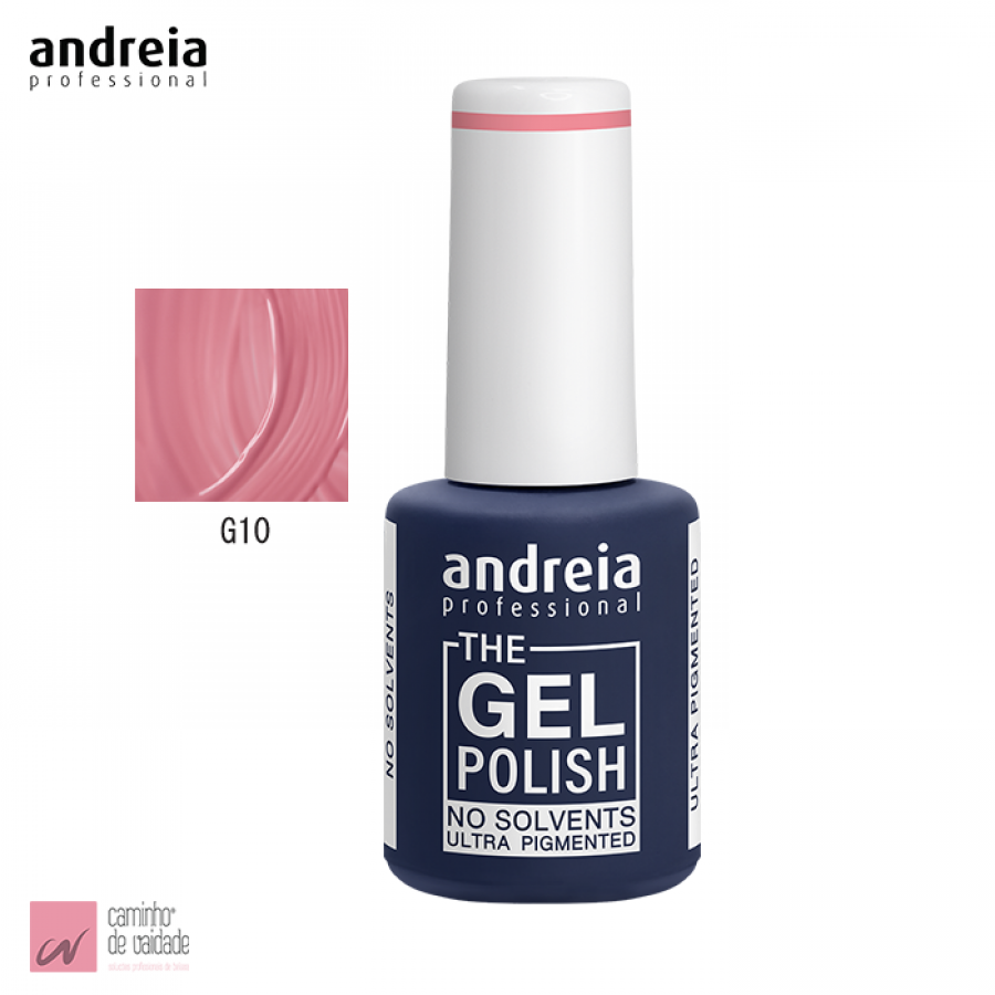 Verniz The Gel Polish Andreia G10