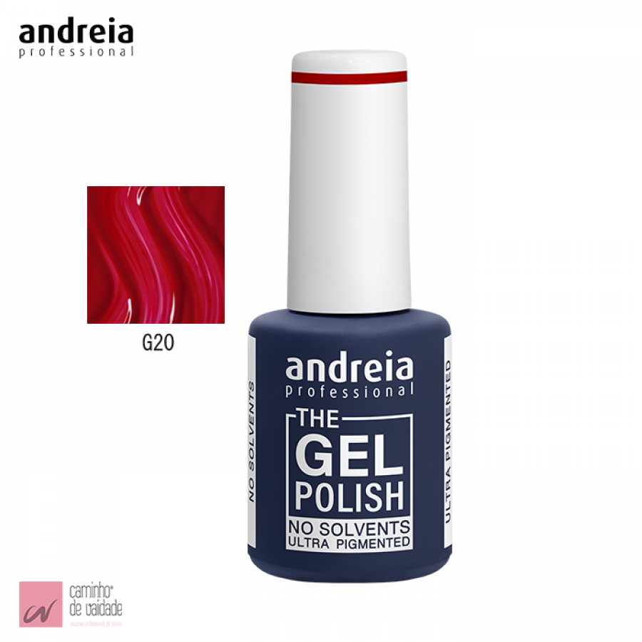 Verniz The Gel Polish Andreia G20