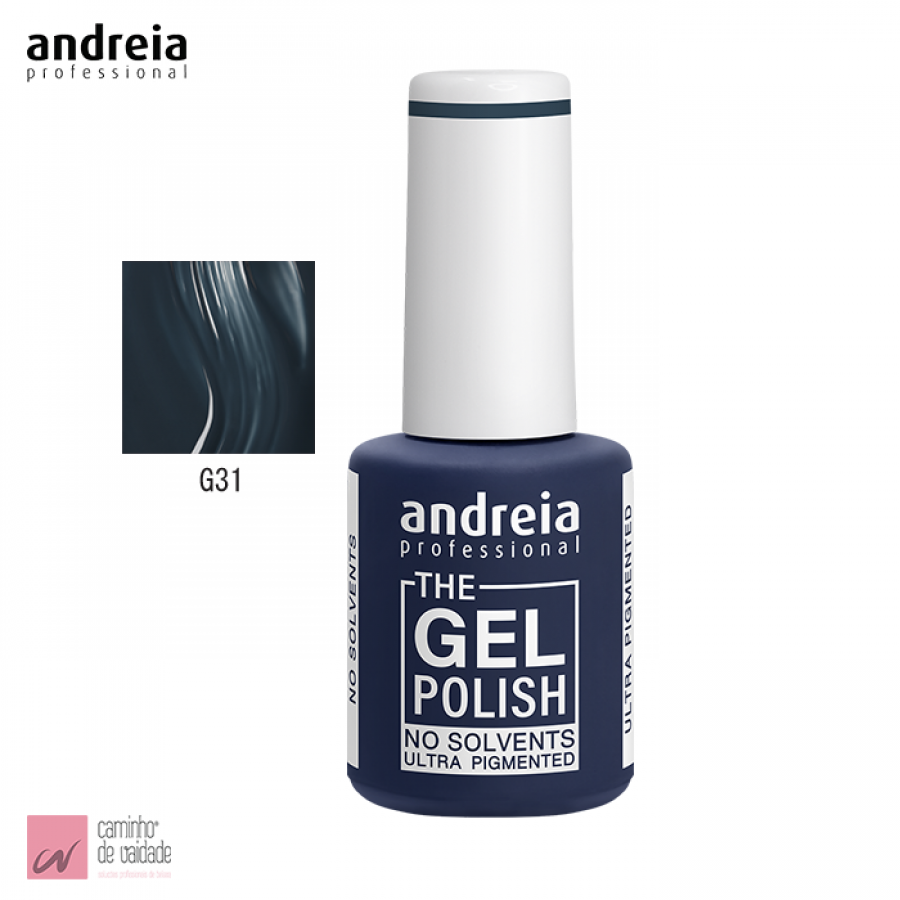 Verniz The Gel Polish Andreia G31