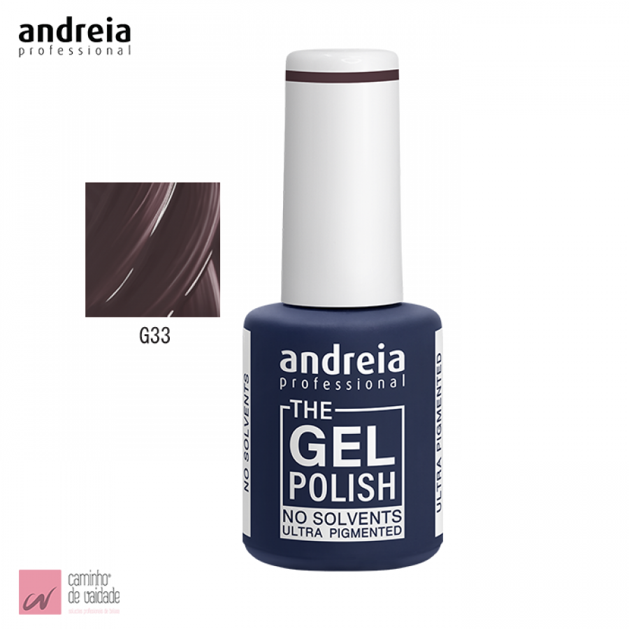 Verniz The Gel Polish Andreia G33