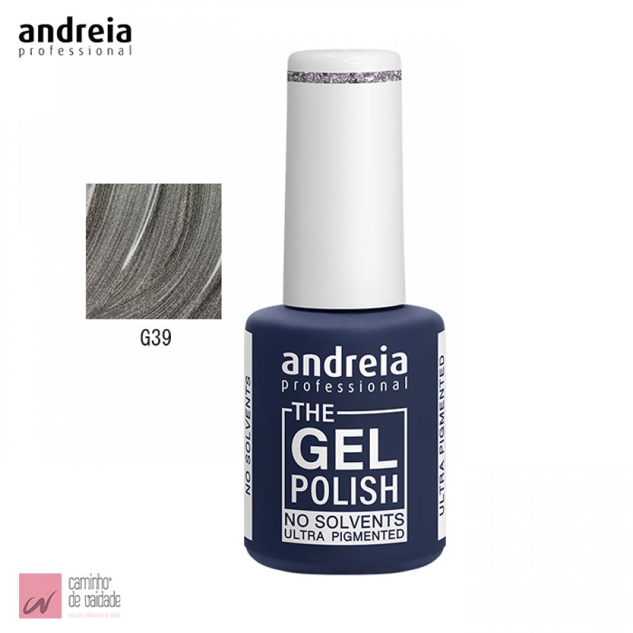 Verniz The Gel Polish Andreia G39